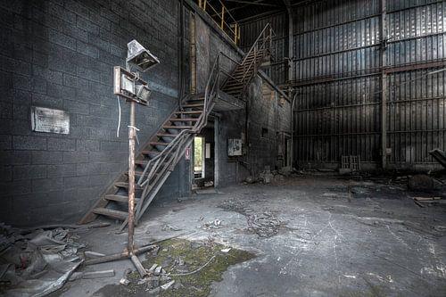 Industrial van