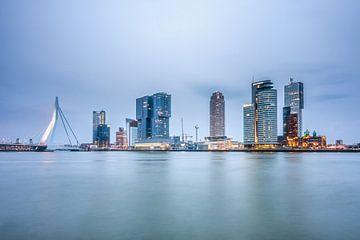 Rotterdam skyline von Edwin van Wijk