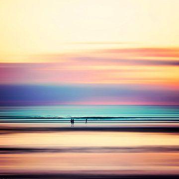 Pastel Horizons sur Dirk Wüstenhagen