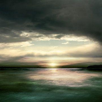 Blick aufs Meer von Jacq Christiaan