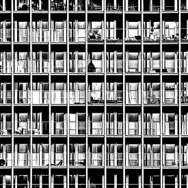 rooms with a view van Yvonne Blokland
