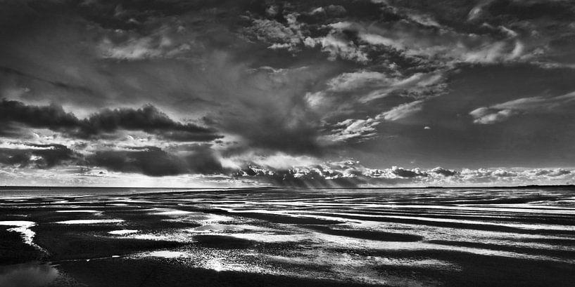 Wolkenlucht Noordvaarder van Ruud Peters
