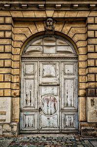 Oude deur Berlijn van MattScape Photography
