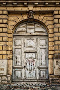 Oude deur Berlijn sur MattScape Photography