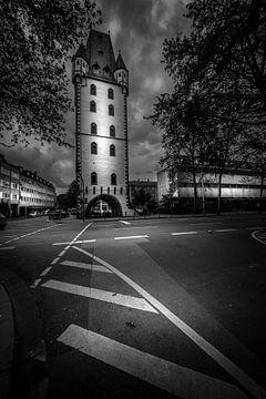 Eisenturm, Mainz von Jens Korte