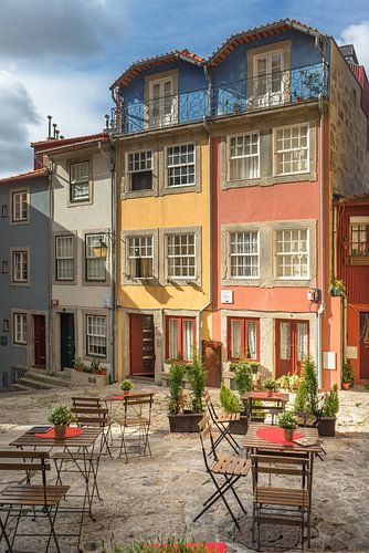 Terrasje Porto