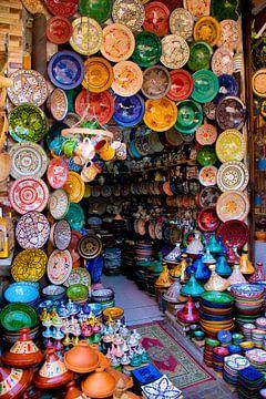Wunderschönes Farbfoto Marokko 2019 von Sanne Van der avoird
