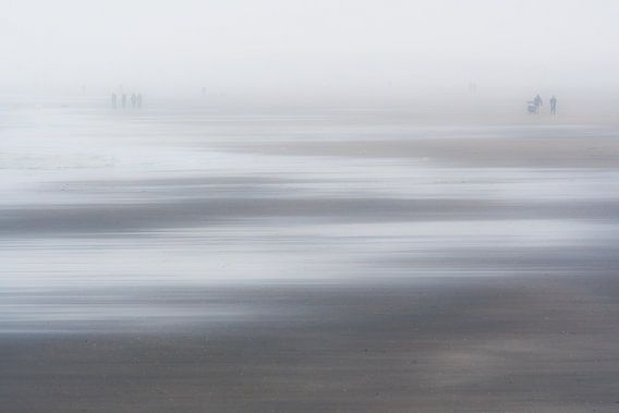 Strand Hoek van Holland van Eddy Westdijk