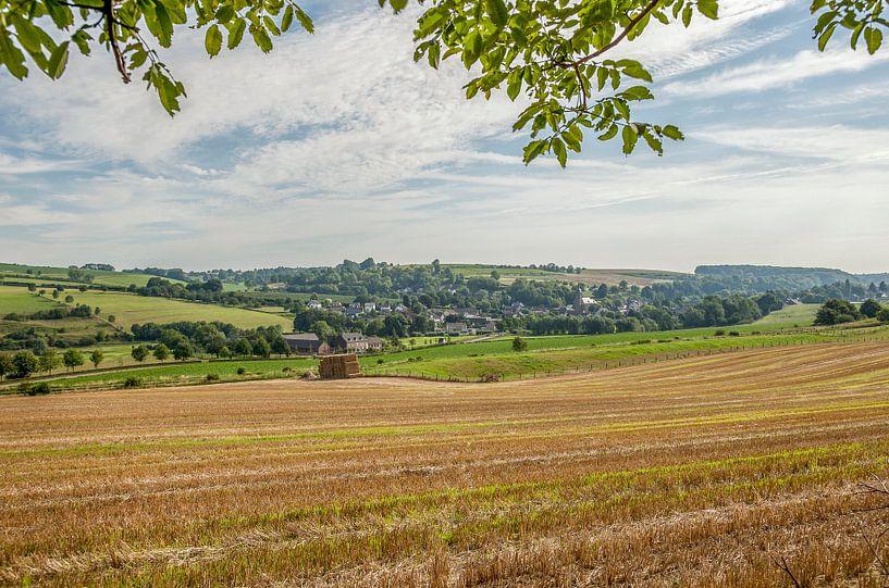 Het dorpje Eys van John Kreukniet