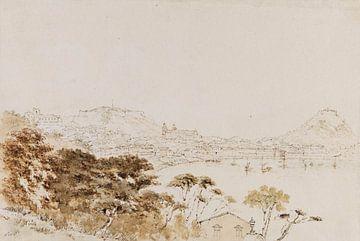 Thomas Boswall Watson Blick vom Penha Hill auf Macao