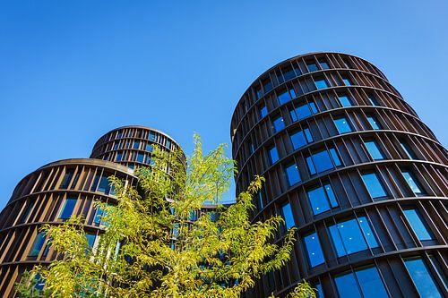 Building in Copenhagen van Rico Ködder
