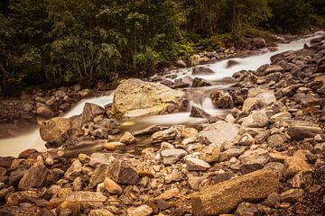 rocky river 1 von Bart Berendsen