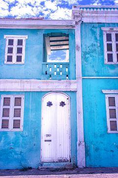 Das blaue Haus von Marly De Kok