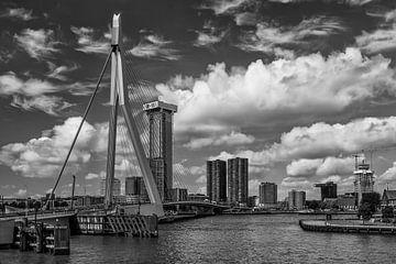 Skyline von Rotterdam von Jean Arntz