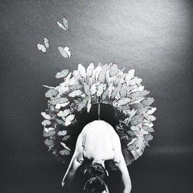 Vlinder Dans van Jacky