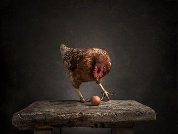 De kip en het ei   - Serie - 3/3 van Mariska Vereijken