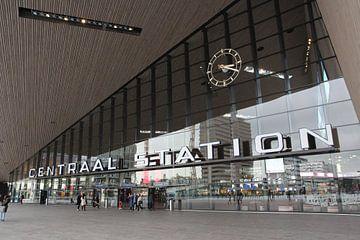 Rotterdam Centraal Station van Carel van der Lippe