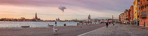 Venetië in panorama van De Afrika Specialist