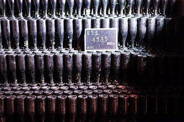 Een jaargang champagne van Hugo Braun