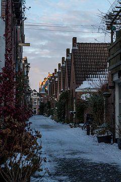 Paysage urbain d'Alkmaar sur Manuuu S