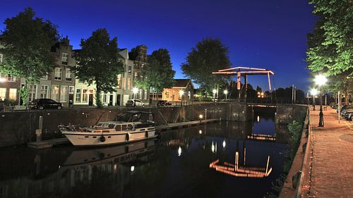 Brede Haven 's-Hertogenbosch in kleur van