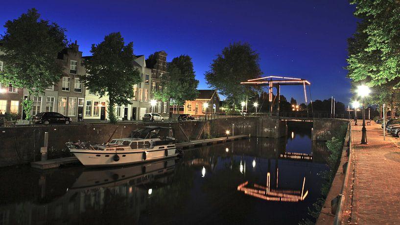 Brede Haven 's-Hertogenbosch in kleur van Jasper van de Gein Photography