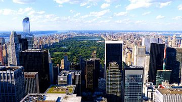 Central Park New York von Marek Bednarek