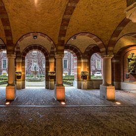Stadhuis Rotterdam, Binnentuin van Jan Sluijter