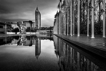Parque das Nações, Lissabon van Jens Korte