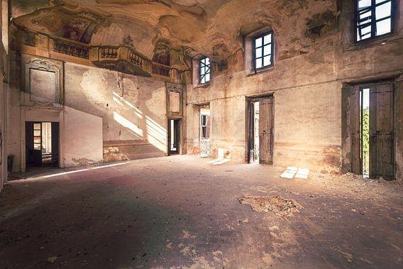 Getekende Kamer. van Roman Robroek