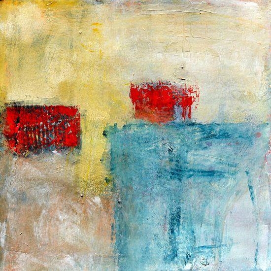 Red Field van Claudia Färber