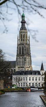 Große Kirche Breda von TPJ Verhoeven Photography