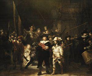 De Nachtwacht,Rembrandt van Rijn