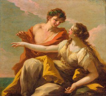 Bacchus und Ariadne, Giovanni Antonio Pellegrini