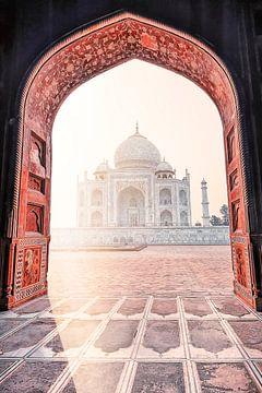 De Taj Mahal van Manjik Pictures