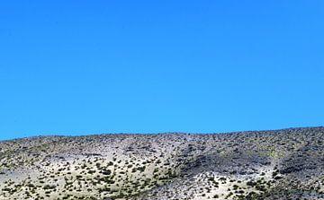 Plus bleu que le ciel bleu sur Ingrid Bargeman