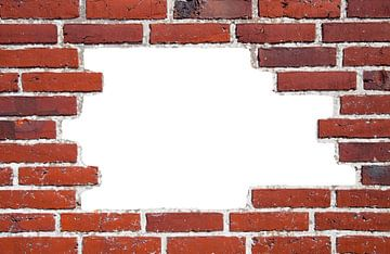 Durchbrochene Mauer von BVpix