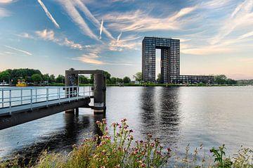 Tasmantoren Groningen von Edwin Teuben