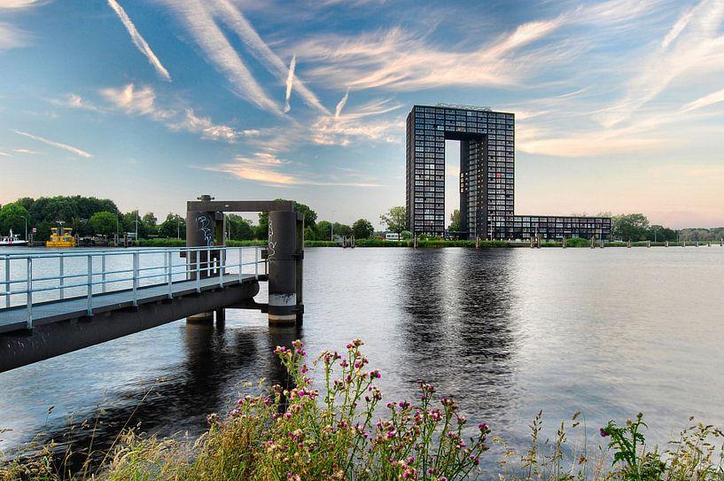 Tasmantoren Groningen van Edwin Teuben