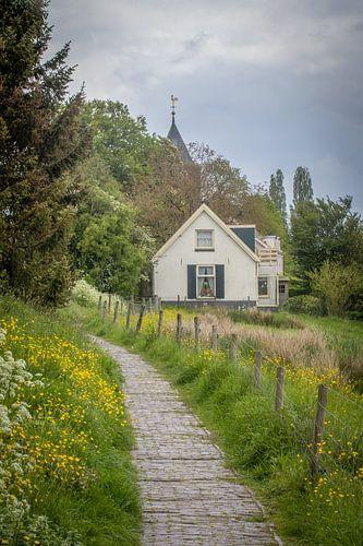 kerkenpad bij Oosterbeek