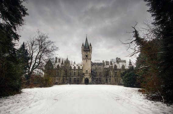 Urbex - Chateau de noisy