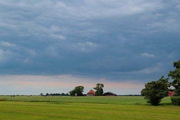 Hollandse luchten Friesland