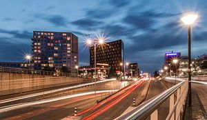 Amersfoort, rotonde De Nieuwe Poort