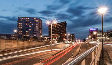 Amersfoort, rotonde De Nieuwe Poort van Marlous en Stefan P.