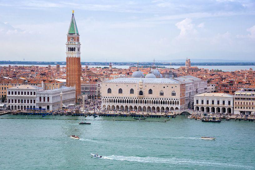 Stadtbild von Venedig von Arja Schrijver Fotografie