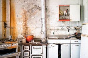 Keuken in Verval.