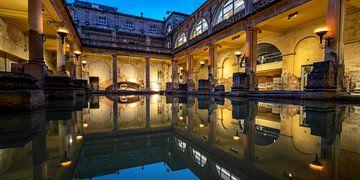 Römisches Bad von Albert Mendelewski
