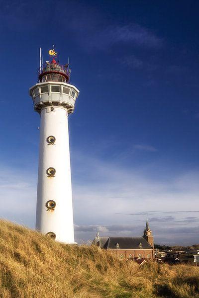 vuurtoren Egmond aan Zee van Fotografie Egmond