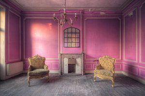 Urbex - Pink Room van