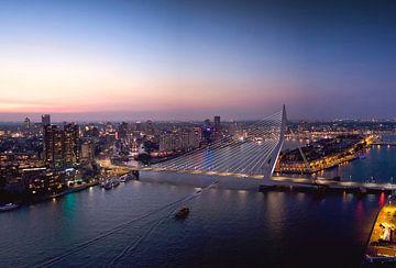 Rotterdam Skyline von Claire Droppert